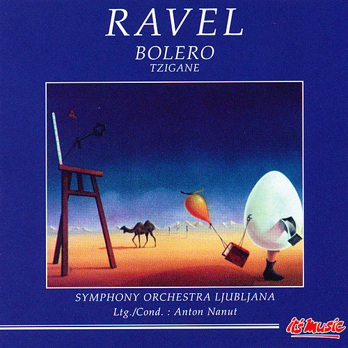 Play & Download Ravel: Bolero - Tzigane by Anton Nanut   Napster