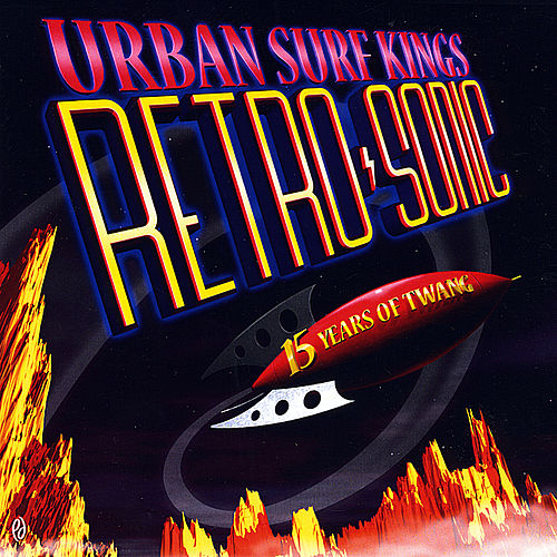 Play & Download Retro-sonic by Urban Surf Kings | Napster