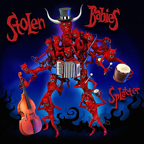 Play & Download Splatter by Stolen Babies | Napster