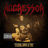 Staring Down At You - EP by Aggressor