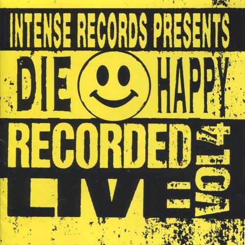 Intense Live Series Vol. 4 by Die Happy