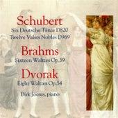 Schubert, Brahms and Dvo?ák: Waltzes and Deutsche Tanze by Dirk Joeres