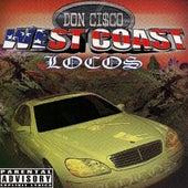West Coast Locos by Don Cisco