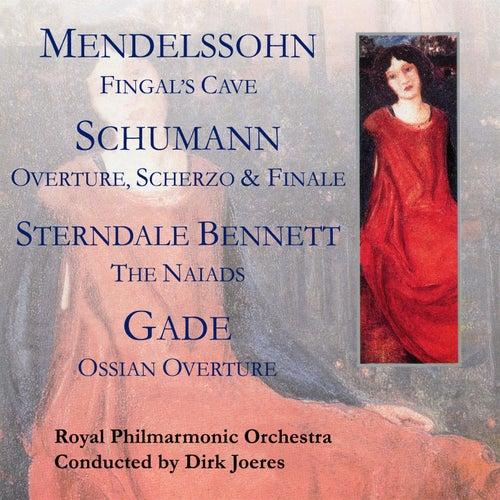 Schumann; Mendelssohn; Gade; Sterndale Bennett by Royal Philharmonic Orchestra