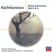 Rachmaninov: Piano Concertos Nos. 2 & 4; Russian Rhapsody for 2 Pianos by Vladimir Ashkenazy