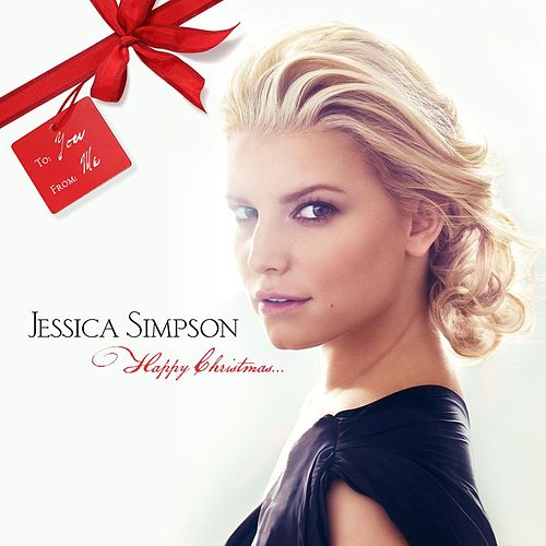 Play & Download Happy Christmas by Jessica Simpson | Napster