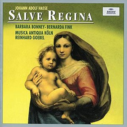 Play & Download Hasse: Salve Regina by Various Artists | Napster