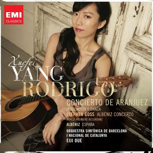 Rodrigo: Concierto de Aranjuez by Orquestra Simfònica De Barcelona I Nacional De Catalunya