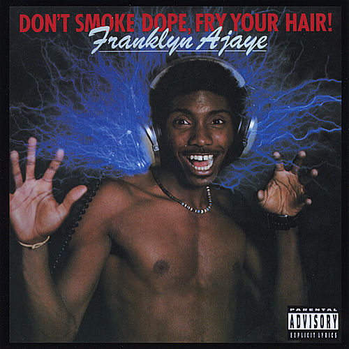 Don't Smoke Dope, Fry Your Hair by Franklyn Ajaye
