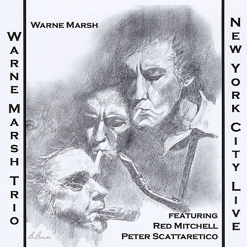 Play & Download New York City Live by Warne Marsh | Napster