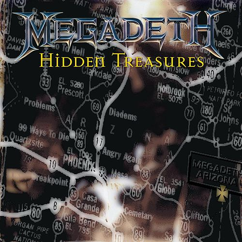 Play & Download Hidden Treasures by Megadeth | Napster