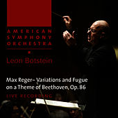 Play & Download Reger: Variations and Fugue on a Theme of Beethoven, Op. 86 by American Symphony Orchestra | Napster