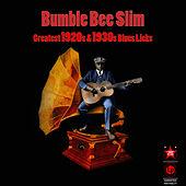 Greatest 1920s & 1930s Blues Licks by Bumble Bee Slim
