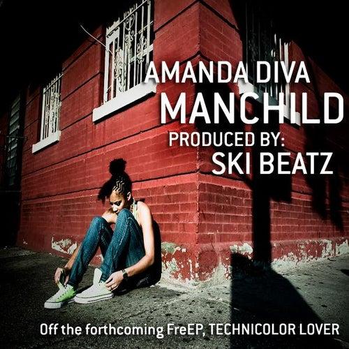 Manchild - Single by Amanda Diva