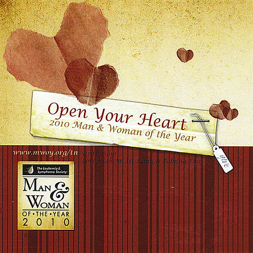 Open Your Heart by Lori Mechem