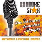 Play & Download Karaoke Star   Die schönsten deutschen Schlager by Various Artists | Napster