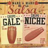 Mano A Mano de la Salsa, Vol. 1 by Various Artists
