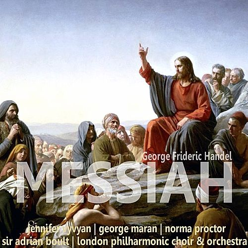 Handel: Messiah by Jennifer Vyvyan
