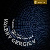 Shostakovich: Symphonies Nos 2 & 11 by Valery Gergiev