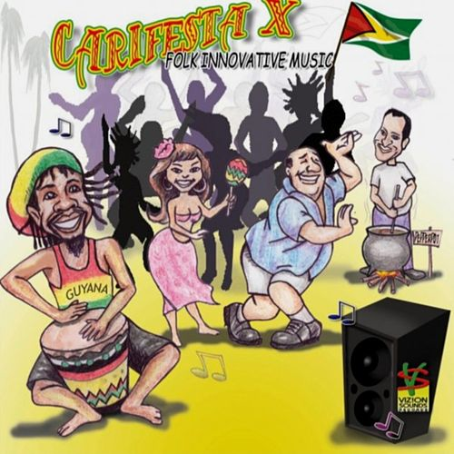 Play & Download Carifesta X Folk Innovation Music by Various Artists | Napster