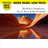 Play & Download Beethoven: Symphonies No. 2, 5 & 9 by Staatskapelle Berlin | Napster