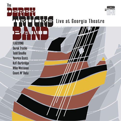 Live at Georgia Theatre by Derek Trucks