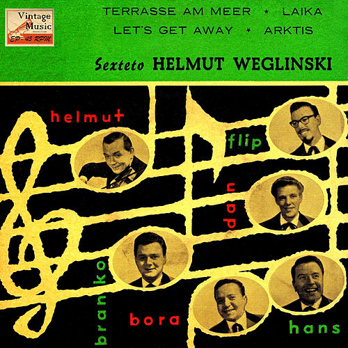 Vintage Jazz No. 131 - EP: Violin And Jazz by Helmut Weglinski