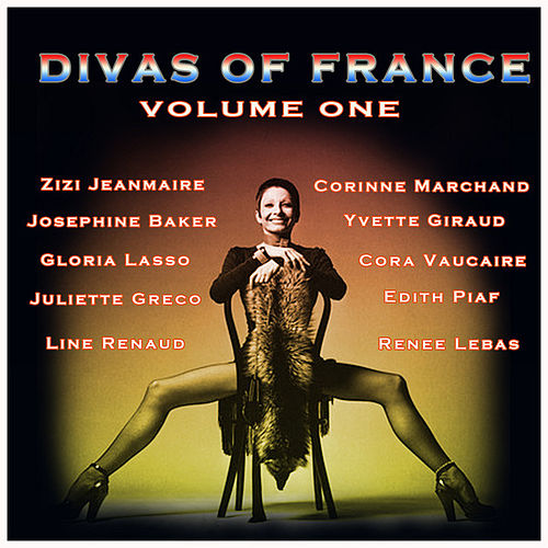 Divas Of France Vol 1 von Various Artists