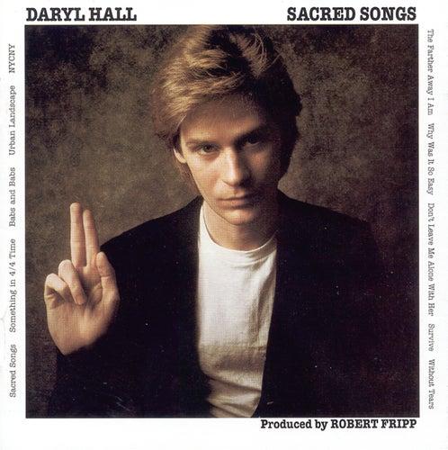 Sacred Songs by Daryl Hall