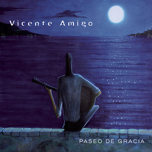 Play & Download Paseo De Gracia by Vicente Amigo | Napster
