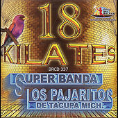 Play & Download 18 Kilates by Los Pajaritos De Tacupa | Napster