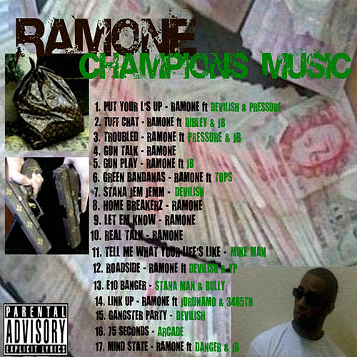 Play & Download Chamoions Music by Various Artists | Napster