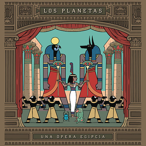 Play & Download Una Opera Egipcia by Los Planetas | Napster