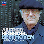 Play & Download Beethoven: Complete Piano Sonatas & Concertos by Alfred Brendel | Napster