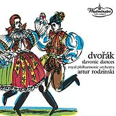 Play & Download ANTONIN DVORAK: Slavonic Dances by Arthur Rodzinski | Napster