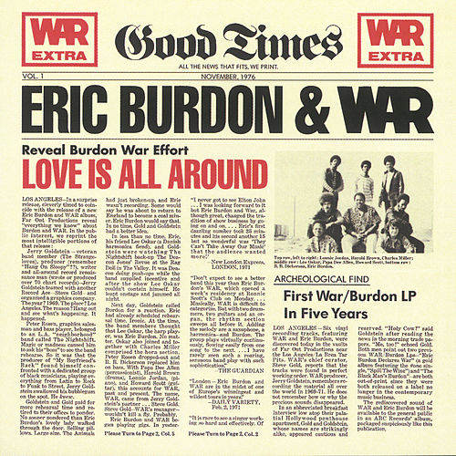 Play & Download Love Is All Around by Eric Burdon | Napster
