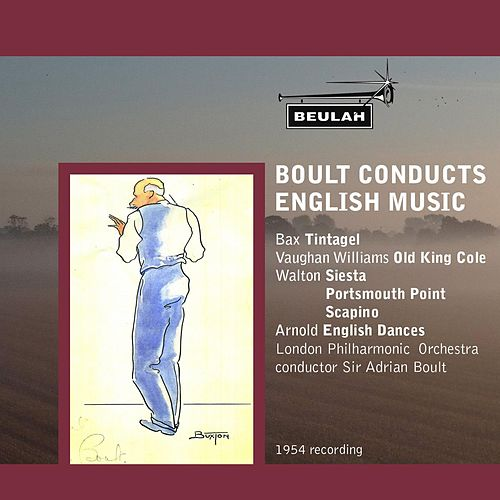 Play & Download Boult conducts English Music by London Philharmonic Orchestra | Napster