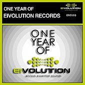 Play & Download One Year of Eivolution Records by Various Artists | Napster
