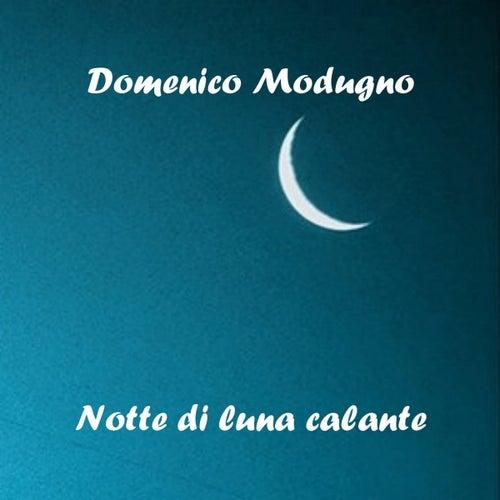 Notte di luna calante by Domenico Modugno