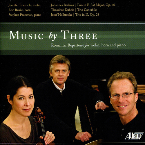 Music by Three by Jennifer Frautschi