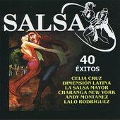 Salsa: 40 Éxitos by Various Artists