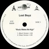 Play & Download Music Makes Me High by Lost Boyz | Napster