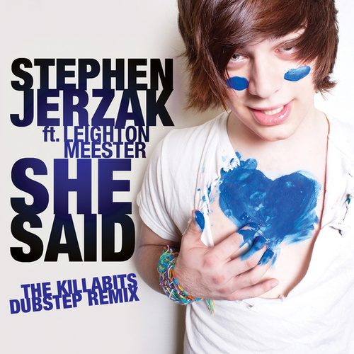 She Said by Stephen Jerzak