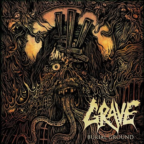 Burial Ground by Grave