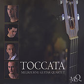 Play & Download Toccata by Melbourne Guitar Quartet | Napster