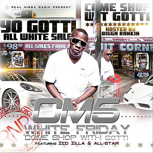 Play & Download White Friday (Come Shop With Yo Gotti) by Cocaine Muzik Vol 5 | Napster