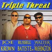 Triple Threat by Walter Wolfman Washington Joe Krown