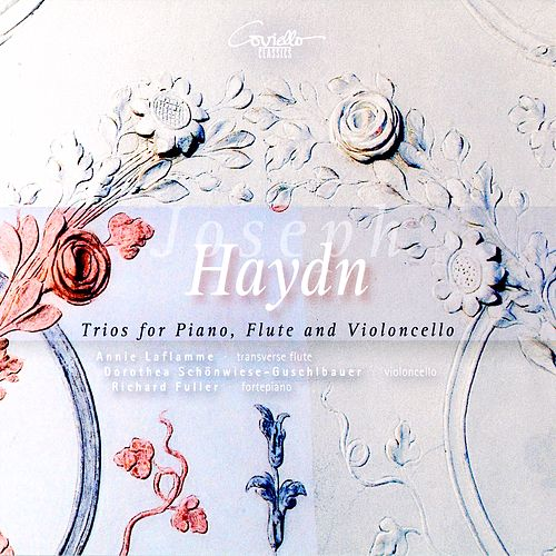 Haydn: Trios for Piano, Flute and Violoncello by Various Artists