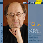 Play & Download Brahms: Complete Symphonies by Roger Norrington | Napster