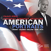 Play & Download American Portraits by Paavo Jarvi | Napster